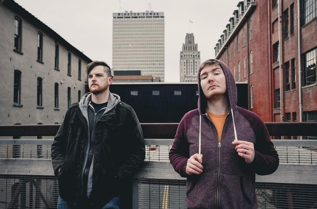 the-camel-city-blackouts-interview-record-weekly