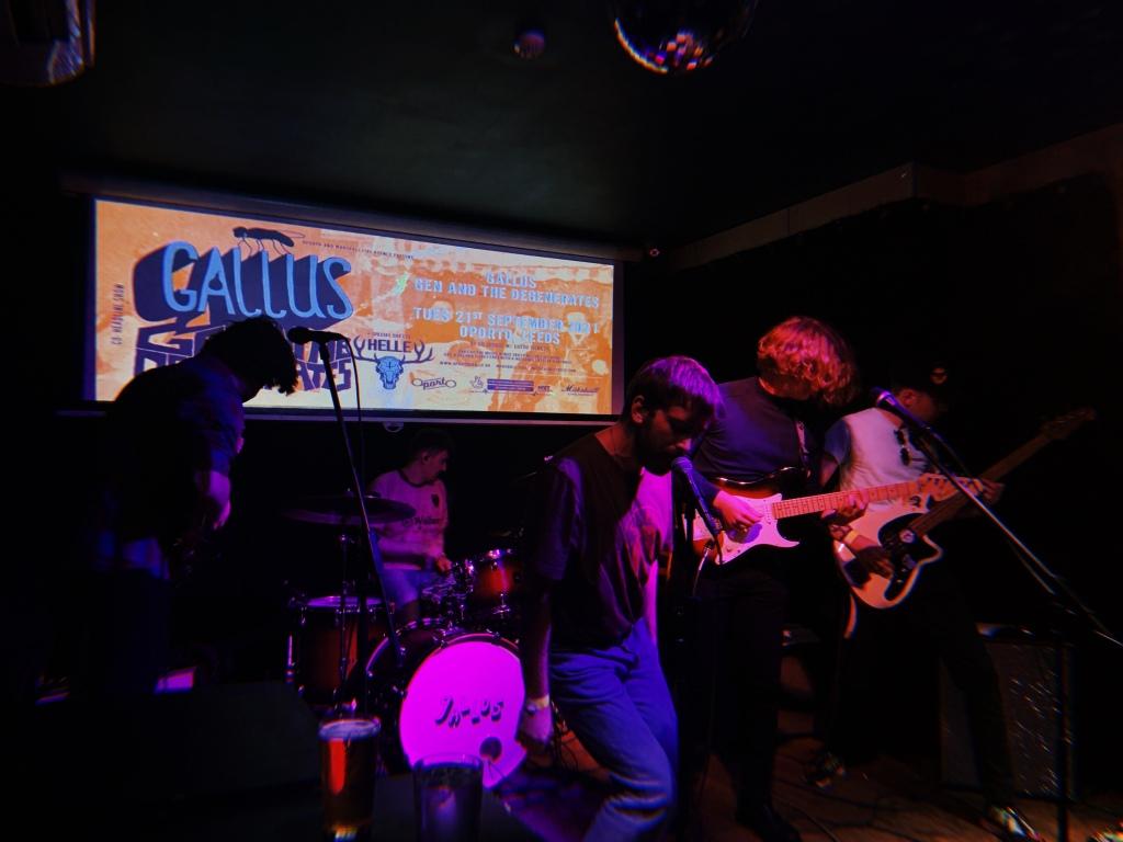 gallus-oporto-gig-record-weekly