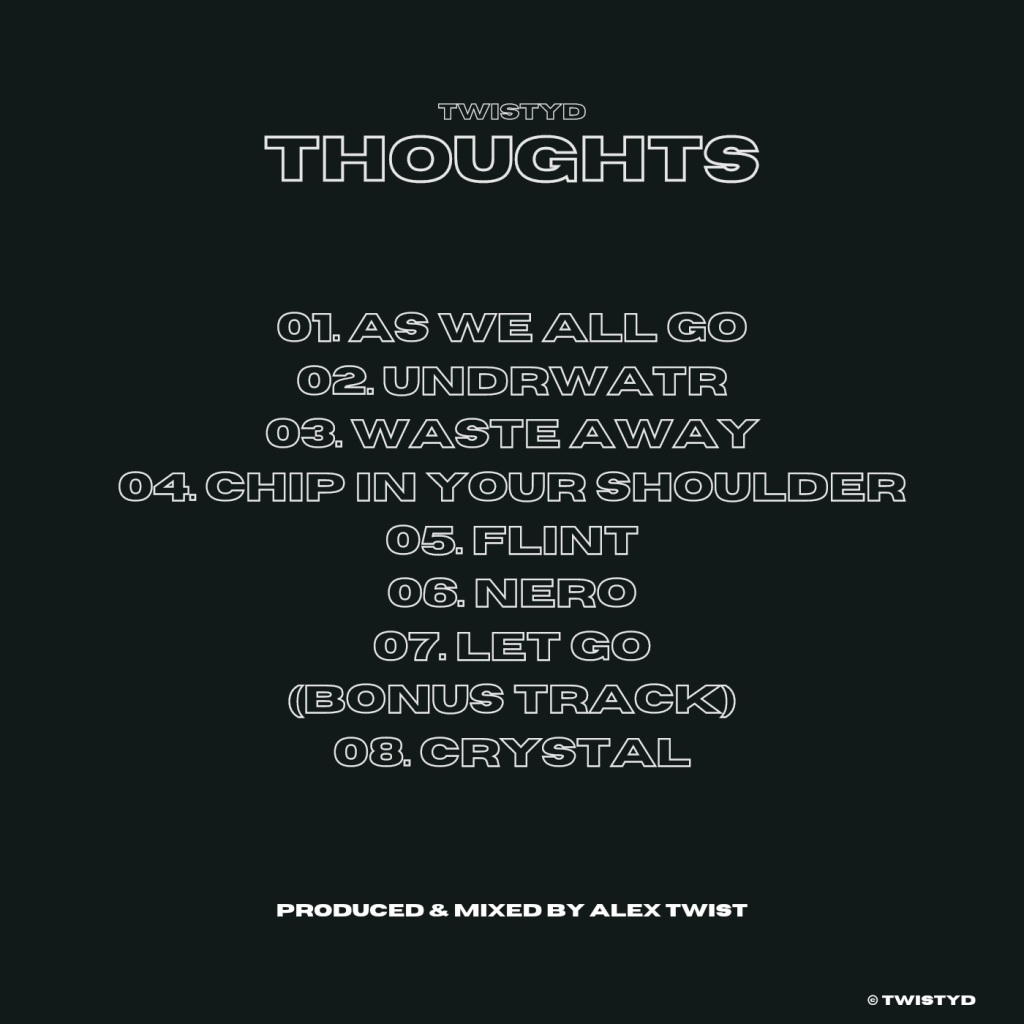 twistyd-thoughts-ep-record-weekly